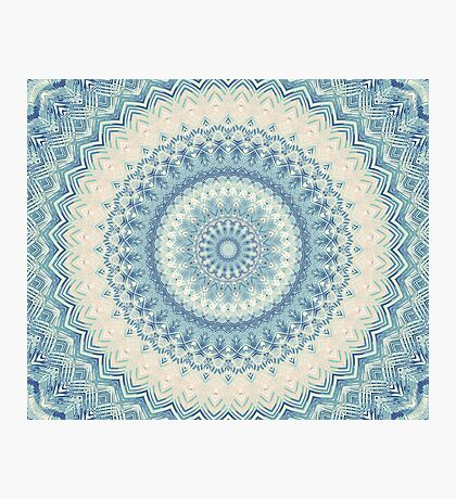 Mandala 104 Photographic Print