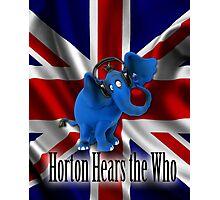 Horton Hears The Who Photographic Print