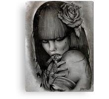 WidowMaker Canvas Print