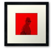 Jimmy Buffett - Celebrity (Square) Framed Print