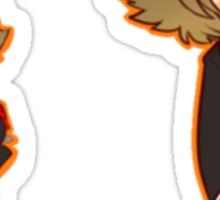 Persona 3 Ken Amada Sticker
