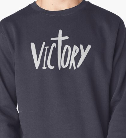 Victory x Navy Pullover