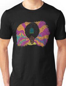 Rudy - The Mighty Boosh - Rudi van DiSarzio - Psychedelic Monk Unisex T-Shirt