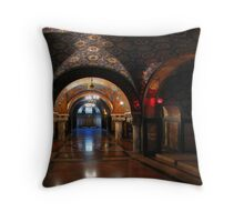 True Beauty Glows From Within Throw Pillow