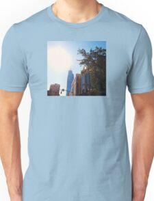 RALEIGH NORTH CAROLINA  Unisex T-Shirt
