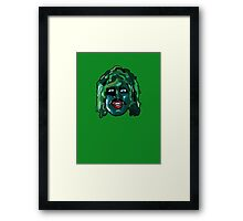 I'm Old Gregg Do You Love Me! - The Mighty Boosh TV Series Framed Print