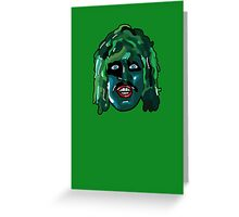 I'm Old Gregg Do You Love Me! - The Mighty Boosh TV Series Greeting Card
