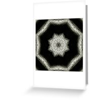 Kaleidoscope: Ink 05 Greeting Card