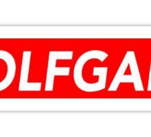 Odd Future WolfGang Sticker