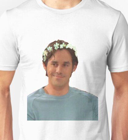 Xander Harris - Flower Crown Unisex T-Shirt