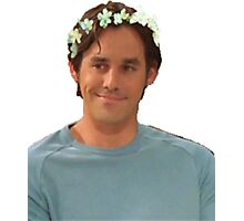 Xander Harris - Flower Crown Photographic Print