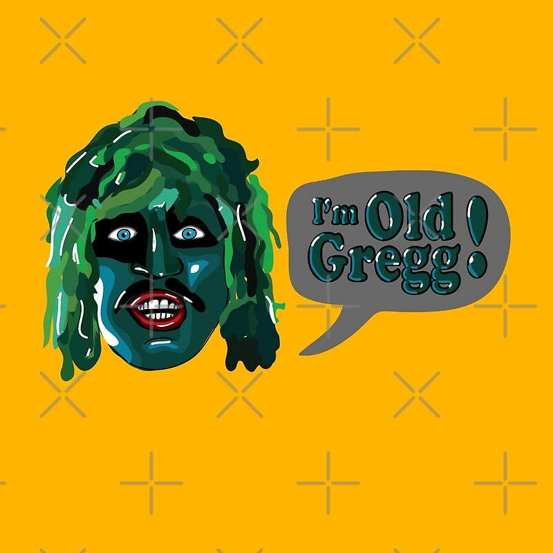 old gregg full version the mighty boosh tv