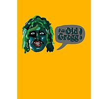 I'm Old Gregg! - The Mighty Boosh Characters Photographic Print