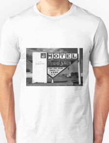 Route 66 - Desert Skies Motel Unisex T-Shirt