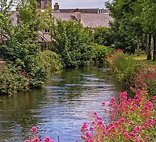 Riverside Walk, Galway City, Ireland by TonyCrehan