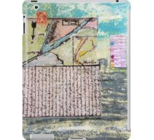 Field Journal From the Civil War Collage iPad Case/Skin