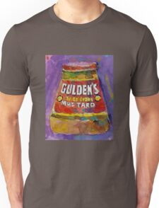 Gulden's Spicy Brown Mustard Unisex T-Shirt