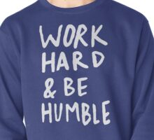 Work Hard and Be Humble x Mint Pullover