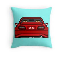 Pixel Cars - Toyota Chaser Throw Pillow