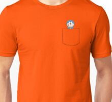 DORAEMON POCKET Unisex T-Shirt
