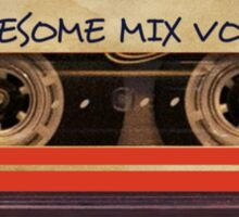 Awesome Mix Vol. 1 Sticker