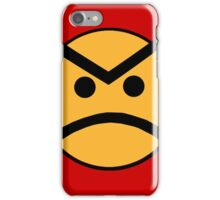 Always Angry iPhone Case/Skin