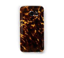 polished tortoise shell art deco phone case Samsung Galaxy Case/Skin