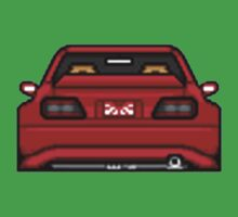 Pixel Cars - Toyota Chaser by TswizzleEG