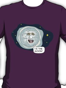 The mighty Boosh - I'm the moon T-Shirt