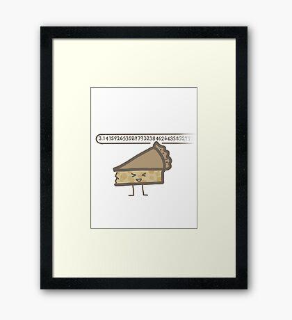 Pi(e) Framed Print