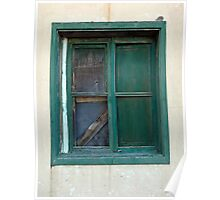 The square window Poster