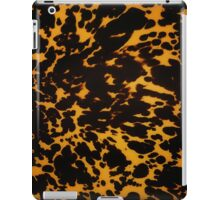 polished tortoise shell art deco phone case iPad Case/Skin