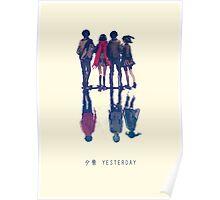 Kagepro - Yuukei Yesterday Poster