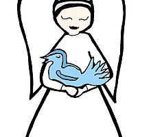 Angel Bird by Soxy Fleming