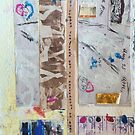 Field Journals of Jebediah Collage 2 by Susan Grissom