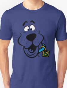 SCOOBY DOO FACE Unisex T-Shirt