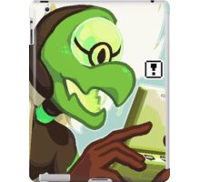 Pokegems - Centipeetle iPad Case/Skin