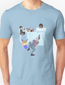 Voltron Castle Unisex T-Shirt