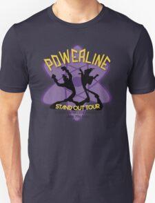Vintage Powerline Concert Logo - A Goofy Movie Unisex T-Shirt