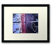 Brainwaves Framed Print