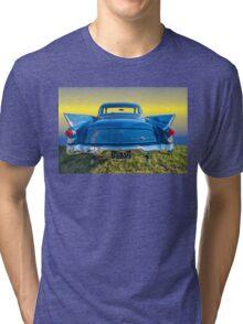 Silver Hawk Tri-blend T-Shirt