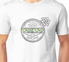 Ancient Volvo Logo Odin Edition with Color Volvo Unisex T-Shirt