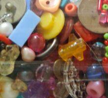 jar of buttons is best Sticker