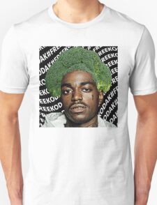 Kodak Black Broccoli Head #FREEKODAK Unisex T-Shirt