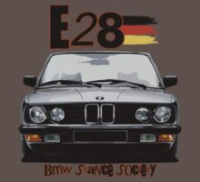 BMW E28 Stance by BSsociety