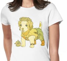 KURT RUSSELL TERRIER - BIG TROUBLE IN LITTLE CHINA Womens Fitted T-Shirt