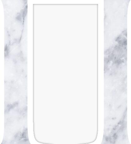 Marble Sticker