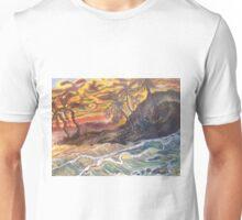 Dreamy Sunset Unisex T-Shirt