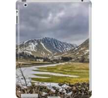 Hartsop Valley Views iPad Case/Skin