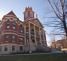 Butler County, Courthouse, Kansas by oakleydo